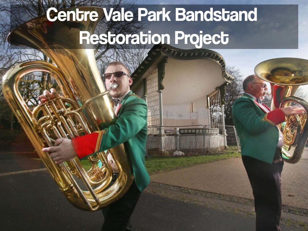 Centre Vale Park Bandstand Restoration Project