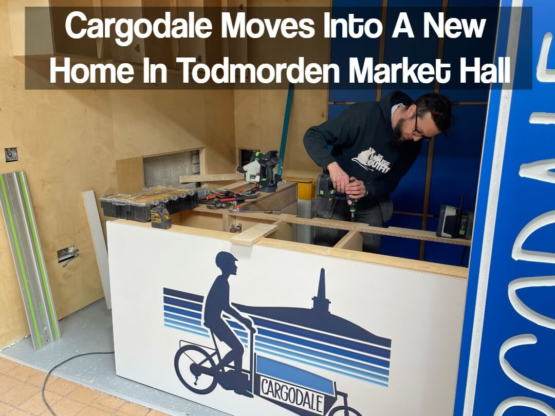 Cargodale Moves Into A New Home In Todmorden Market Hall
