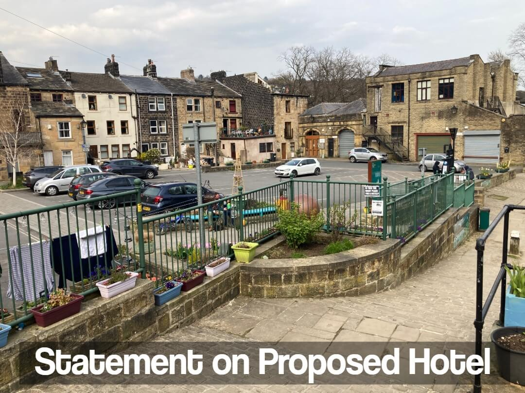 Statement On Proposed Hotel