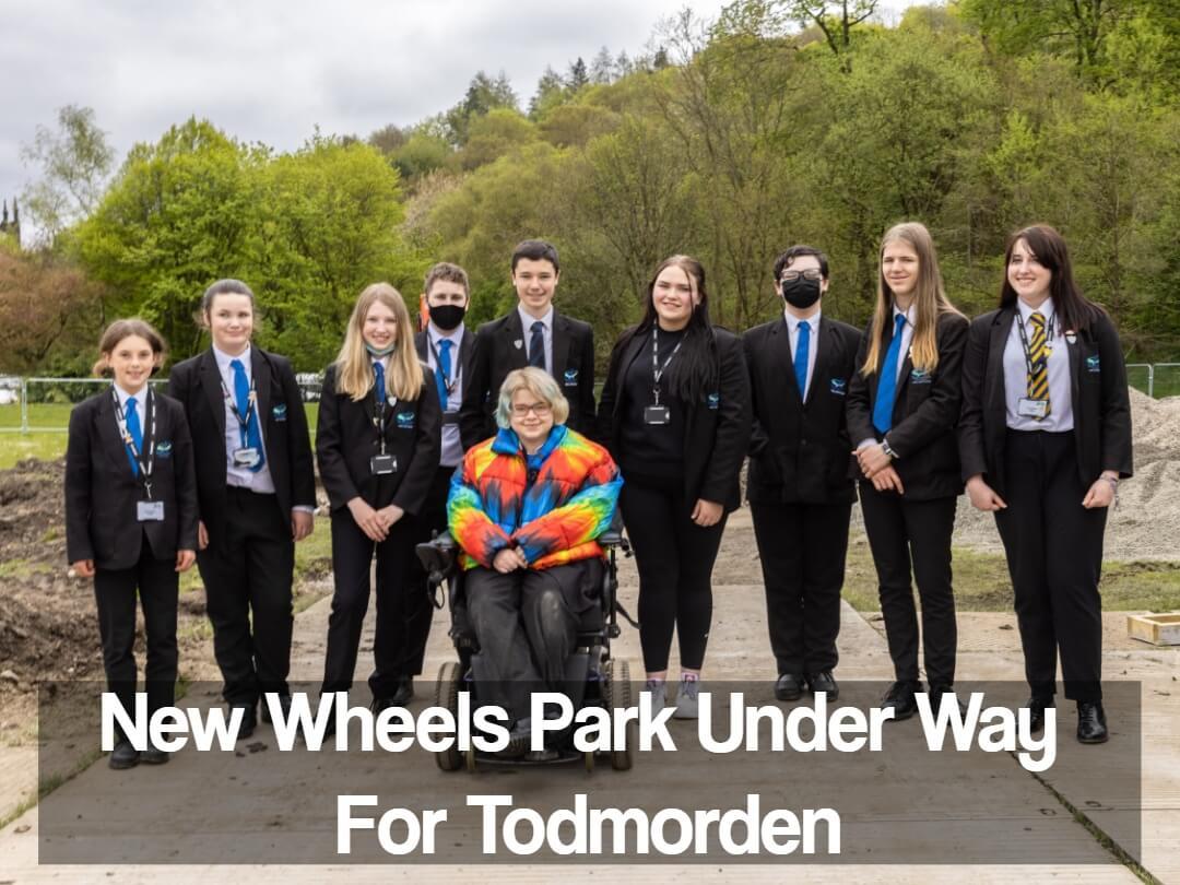 New Wheels Park Under Way For Todmorden
