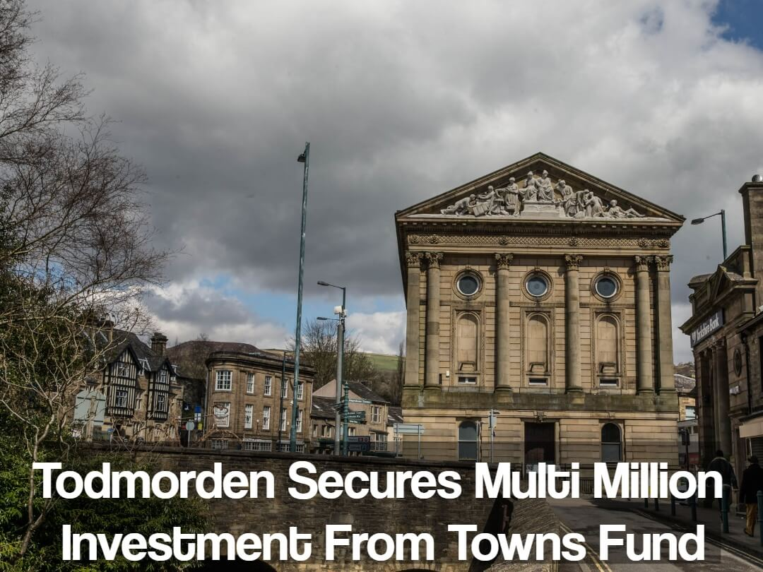 £17.5M For Our Town Investment Plan!