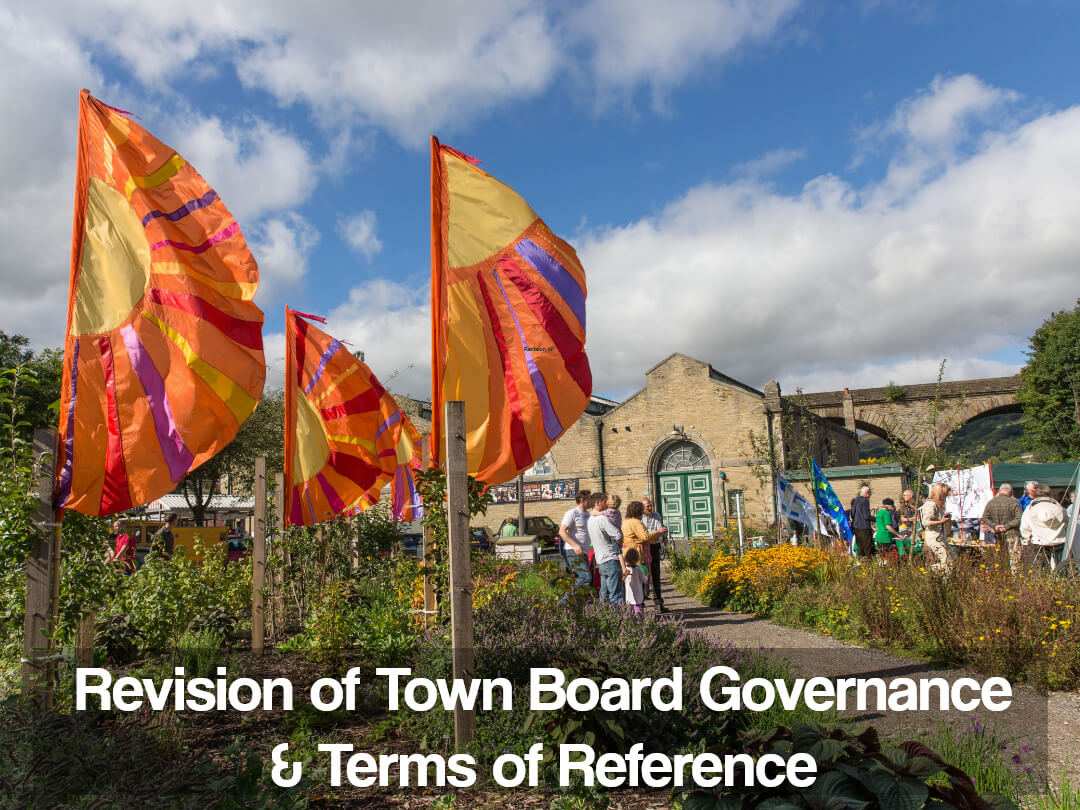 Revision of Town Board Governance & Terms of Reference