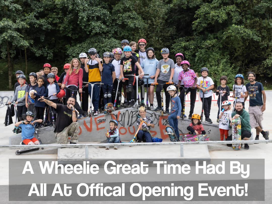 A Wheelie Great Time Had By All!